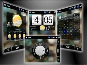 Windows Phone 7 CDMA GSM HTC Sense UI SDK