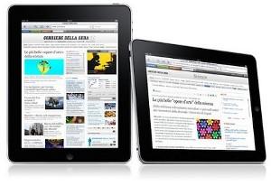 Corriere delle Sera sciopero iPad De Bortoli CdR