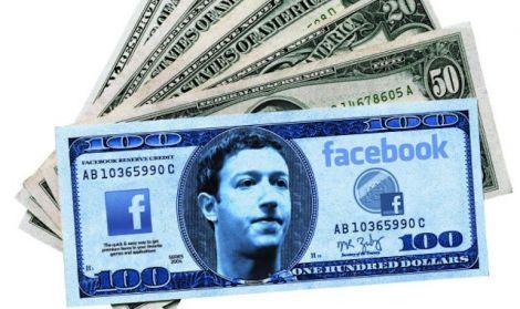 facebook brevetto debiti prestiti