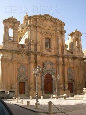 La Chiesa del Purgatorio di Marsala (TP)