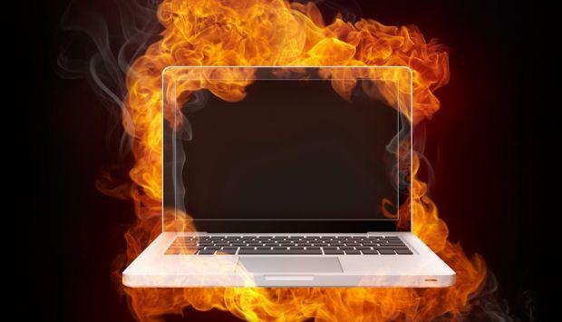 macbook richiamo batteria incendio