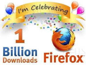 Mozilla Firefox traguardo un miliardo download