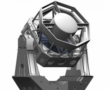 Space Surveillance Telescope detriti spaziali