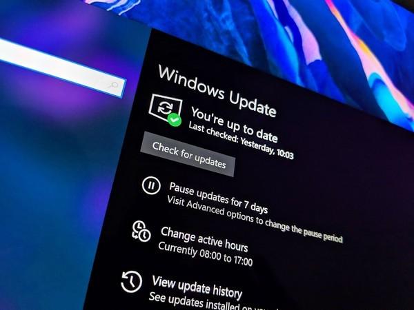 windows update problemi