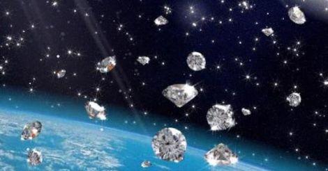 diamanti giove saturno