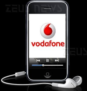 Anche Vodafone distribuirà l'iPhone in Italia