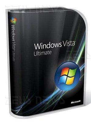 Scatola di Windows Vista