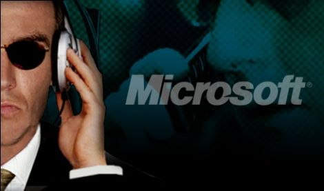 microsoft spia hotmail blogger