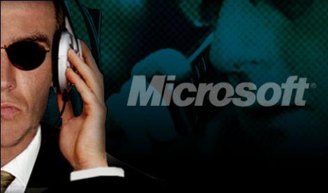 microsoft spia hotmail blogger