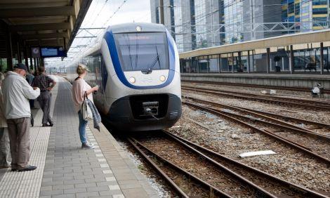 olanda treni eolica
