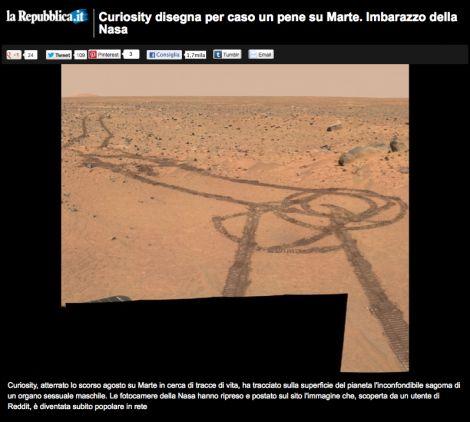 screenshot Repubblica