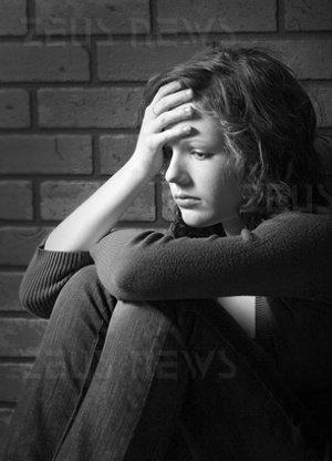 Foto allegre Facebook depressione assicurazione