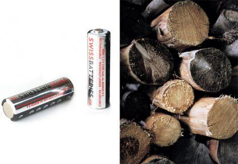 batterie legno