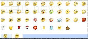 Gmail emoticons Gmail