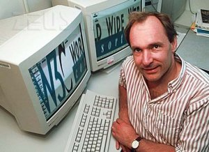 Il Web compie vent'anni Tim Berners-Lee