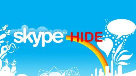 skypehide