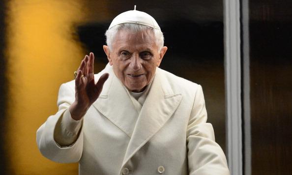 papa benedetto XVI dimissioni