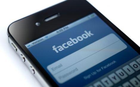 facebook iphone app post offline