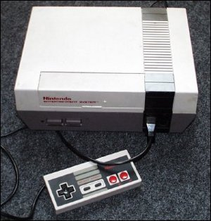 Nintendo Entertainment System 25 anni USA
