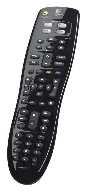 Logitech 60 anni telecomando Harmony 300i