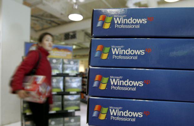 windows xp pos supporto