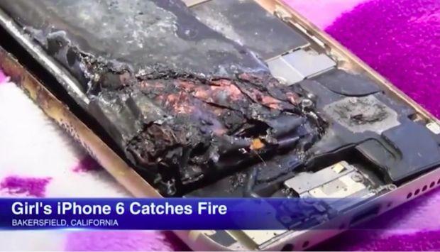 iphone 6 esploso