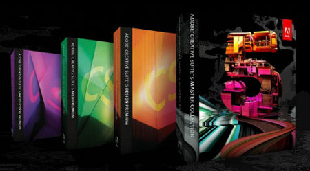 Adobe Creative Suite 5.5 tablet