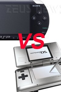PSP vs DS