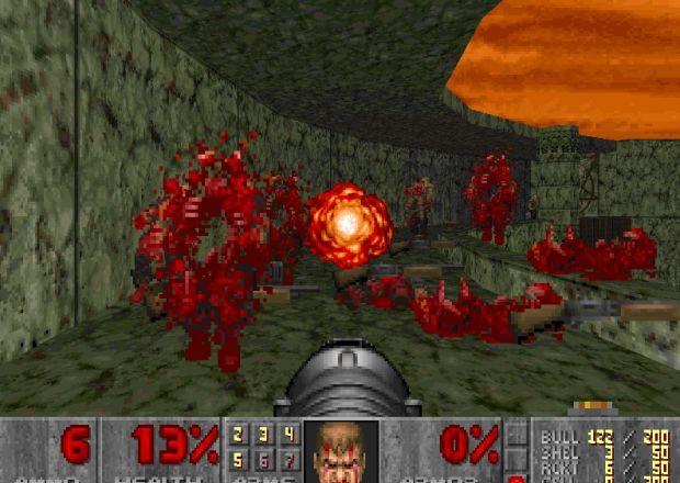 Doom Roomba