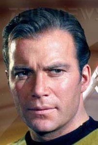 [foto del Capitano Kirk]