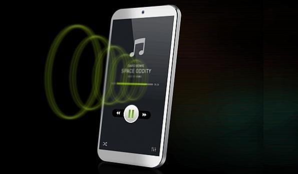 google redux smartphone altoparlanti
