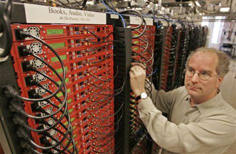 brewster kahle internet archive torrent
