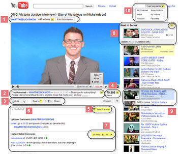 YouTube nuova interfaccia