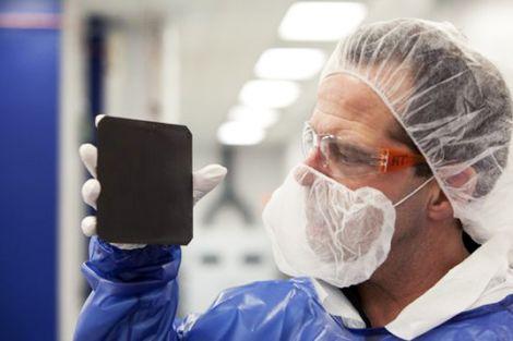 natcore cella solare silicio nero