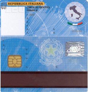 Carta d'identità elettronica slitta 2011