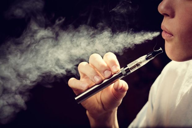 sigarette elettroniche malattia vaping