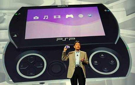 Sony cessa distribuzione PSP GO