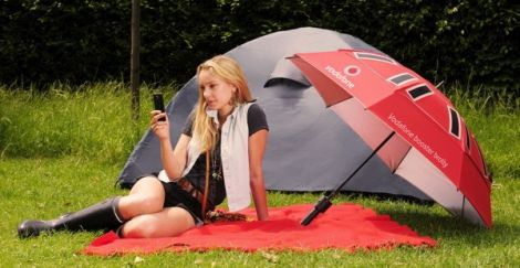 vodafone booster brolly