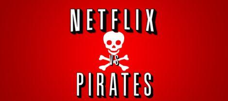 netflix pirati