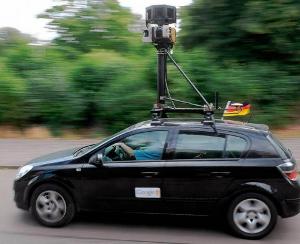 Street View Germania rimozione foto