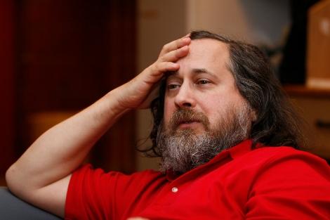 Richard Stallman Android non free software