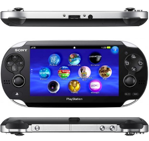 Sony PSP 2 NGP touchscreen OLED 5 Android 3G