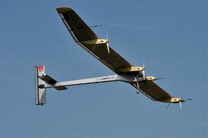 Solar Impulse aereo energia solare primo volo