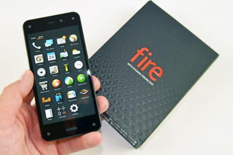 amazon fire phone fine produzione
