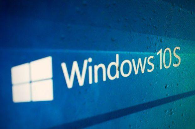 windows 10 s violato