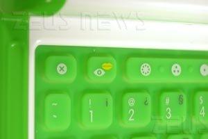 La tastiera di XO