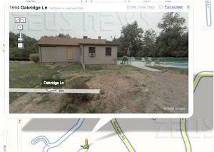 Boring perdono causa Google Street View privacy