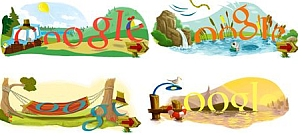 google solstizio estate