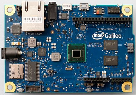intel galileo arduino