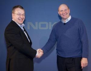 Nokia sceglie Microsoft Elop Ballmer Windows Phone